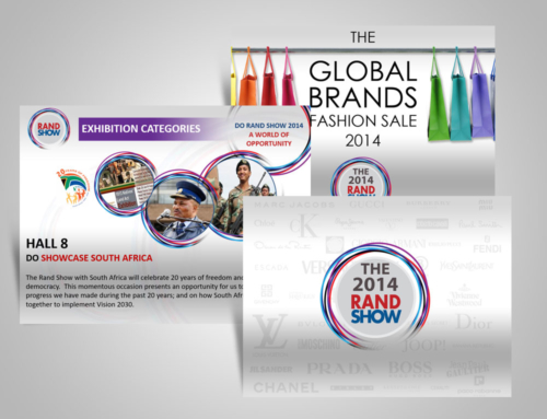 RAND SHOW GLOBAL BRANDS